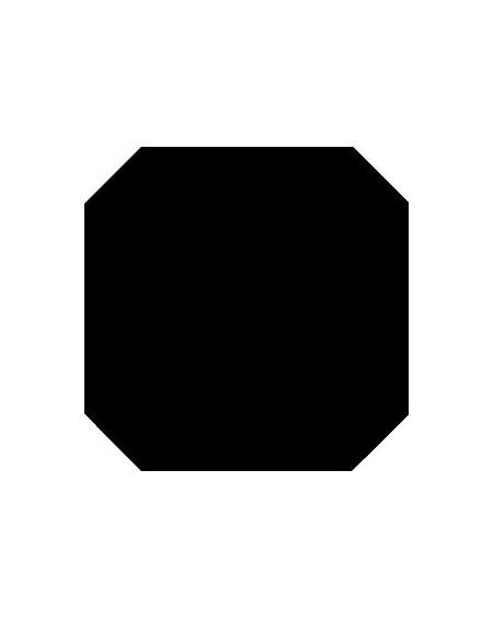 Dlažba Octógono Alaska 31x31 cm negro výrobce Vives /komplet m2 + taco