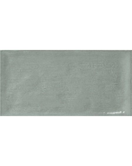 Obklad retro lesk Piemonte cedar 7,5x15 cm výrobce Ape art deco pastelová šedomodrá