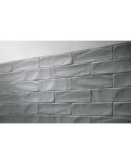 Koupelnové obklady retro 7,x15 cm Hamptons Matt smoke výrobce Settecento It. Matné