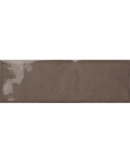 Koupelnové obklady retro 15x45 cm Chelsea brilo choco výrobce Settecento lesk