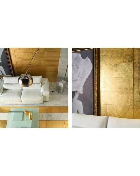 Dlažba obklad Pan De Oro 30x60 cm Gold výrobce Dune koupelny zlatý 1/ks