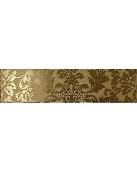Obklad Damasco Pure Golden 15x60cm Gold výrobce dune koupelny zlatý 1/ks