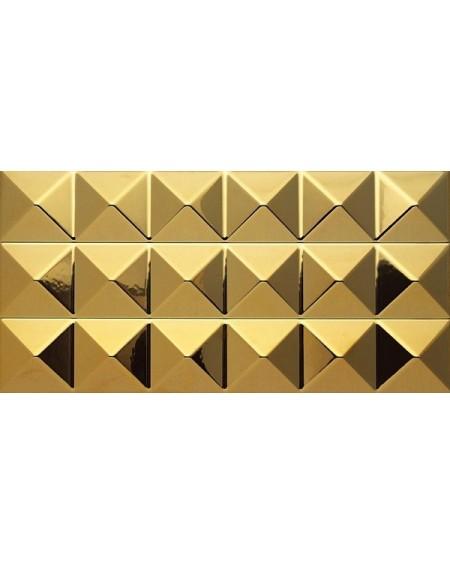 Obklad Golden Keops 30x60cm Gold výrobce Dune koupelny zlatý 1/ks