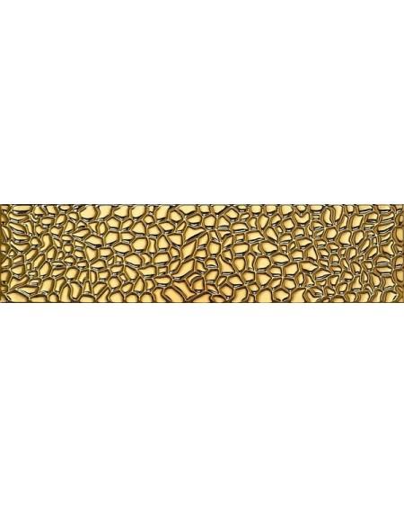Obklad Moon pure Gold 15x60cm výrobce Dune koupelny zlatý
