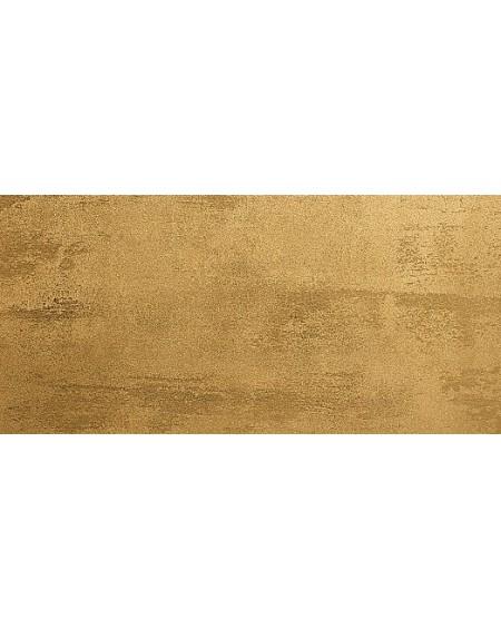 Dlažba obklad Omega Gold 29,75x59,75 cm Rtt. Mt. Výrobce Aparici metalizado kalibrováno zlatá 1/ks koupelny zlatý