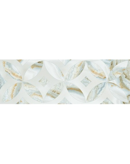 Obklad dekore imitující drahé kameny A Chalcedon Achát Beyond Dekor 1 turquesa 30x90 cm cm Rtt výrobce Aparici kalibrováno lesk