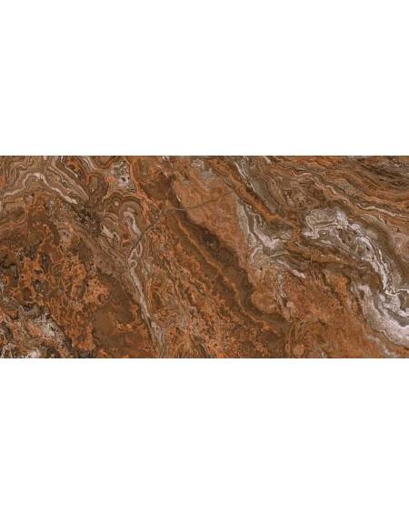 Dlažba obklad imitující mramor B Agate rosso 60x120 cm B 1 kalibrováno lappato výrobce Aparici Rtt. Lesk