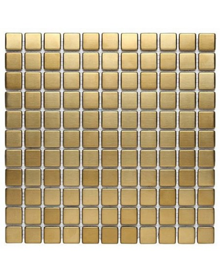 Mozaika zlatá Metal Gold 30,5x30,5cm Dino 1/ks