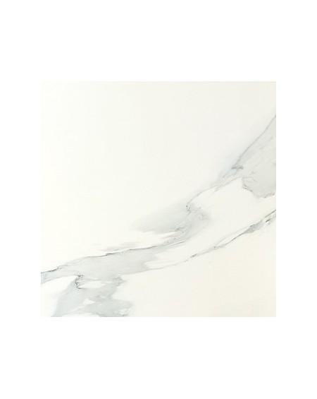 Dlažba imitující mramor Muse White brilo 60x60 Rtt. Lpp. Kalibrováno lesk výrobce Aparici