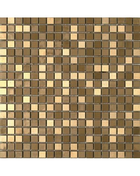 Mozaika zlatá Metalica Gold 30,1x30,1cm výrobce Dune 1/ks