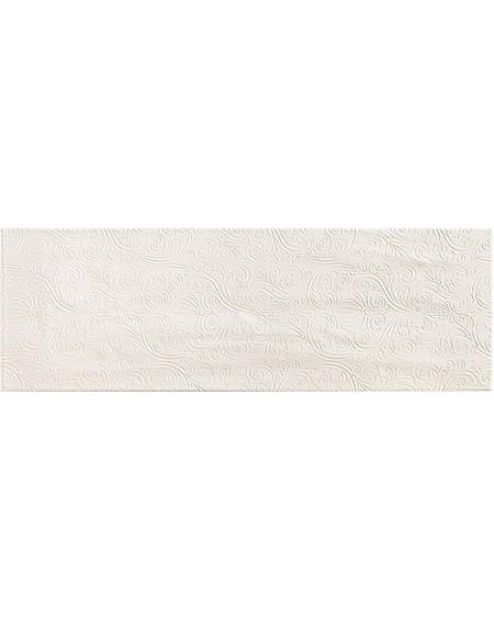 Koupelnový obklad Casa Mayolica Artisan nascar 20x60 cm výrobce Pamesa se vzorem barva Ivory lesk