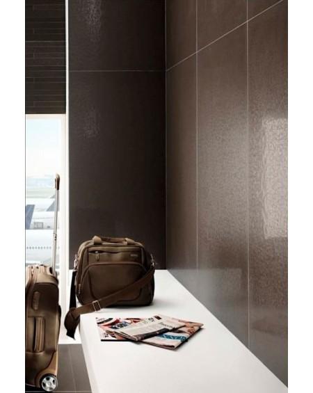 Dlažba obklad imitující beton se vzorem Vision Touch Moka Vision 60x120 cm Rtt. Lappato výrobce La Fabbrica kalibrováno lesk