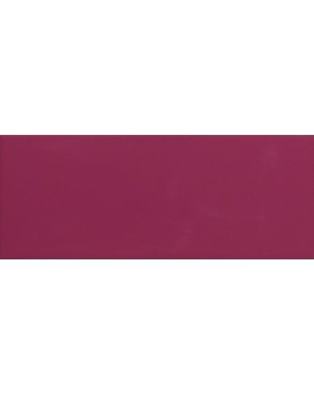 Koupelnový obklad lesklý Spoony Sweet 20x50 cm výrobce Aleluia tmavý vínový