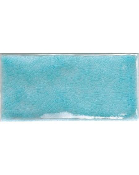 Koupelnový obklad retro lesklý Kraklé Azzurro 7,5x15 cm výrobce Tonalite It.
