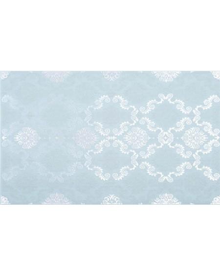 Koupelnový obklad lesklý modrý Satin Azur 25x41 cm výrobce Brennero dekore Chic Lustro 1/ks