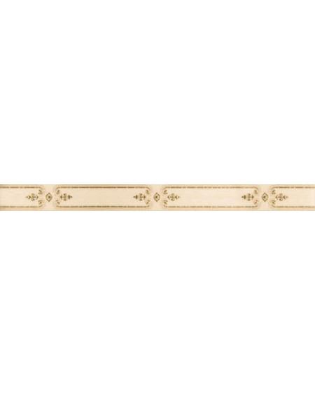 Koupelnový obklad lesklý žlutý Satin Gold 3,5x41 cm výrobce Brennero