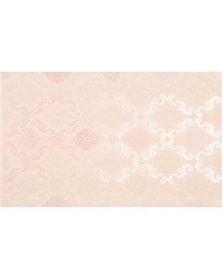 Koupelnový obklad lesklý růžový lososový Satin Rose 25x41 cm výrobce Brennero dekore Chic Lustro 1/ks
