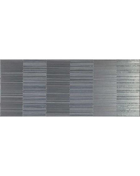 Koupelnový obklad Flou Iron 25x60 cm výrobce Brennero It. Dekore Limiro 1/ks
