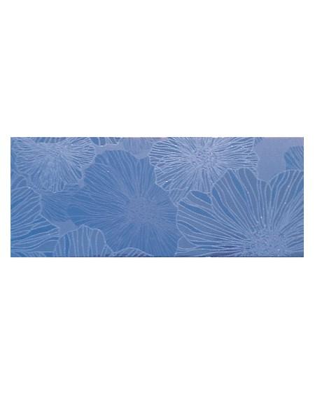 Koupelnový obklad modrý lesklý Presuntuosa Blu 25x60 cm výrobce Brennero dekore Appeal set 2/ks