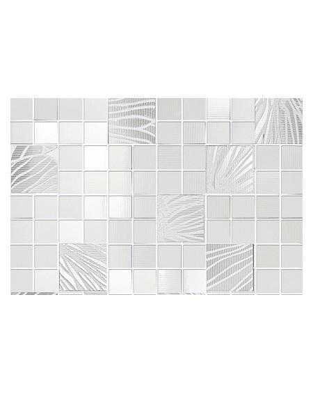 Koupelnový obklad lesklý Presuntuosa White 25x30 cm výrobce Brennero mosaico 1/ks