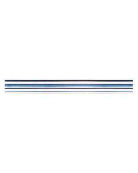 Koupelnový obklad modrý lesklý Presuntuosa Blu 4x60 cm výrobce Brennero dekore Righe