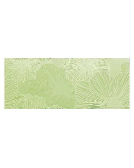 Koupelnový obklad zelený lesklý Presuntuosa Lime 25x60 cm výrobce Brennero It. Dekore Appeal set 2/ks
