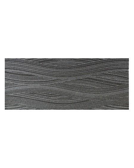 Koupelnový obklad Black & White Presuntuosa Black 25x60 cm Nero výrobce Brennero dekoro Wave 1/ks