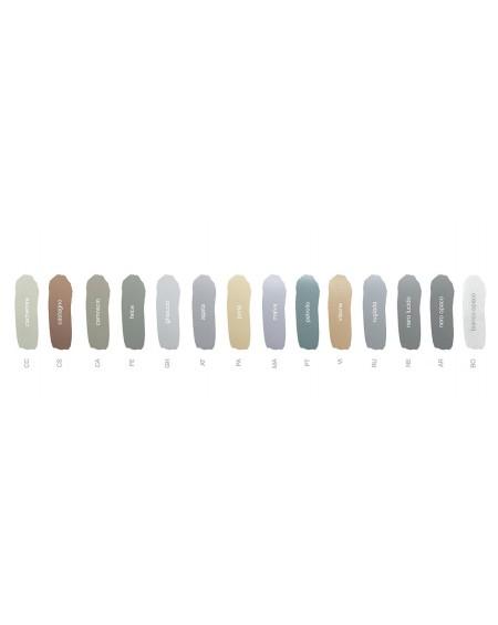 Barevné porcelánové provedení Bagno di Colore serie Stone výrobce Globo umyvadlo wc toaleta bidet sprchové vaničky