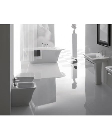 Stojící bidet Relais 56cm výrobce Globo materiál porcelán CERASLIDE® maxiclean antibak. White