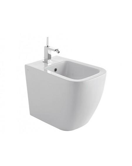 Stojící bidet Stone 54cm porcelán White výrobce Globo CERASLIDE® maxiclean antibak.