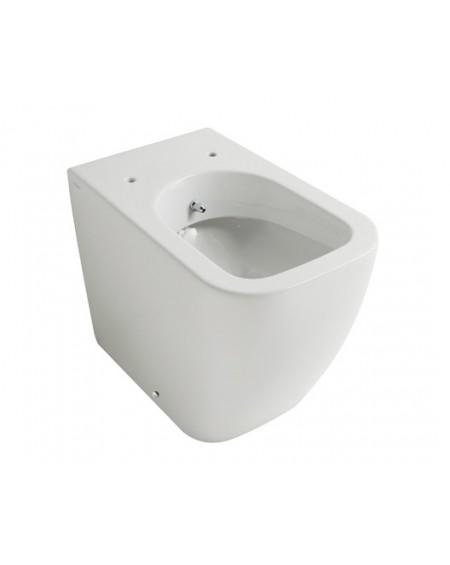 Stojící bidet Stone 54cm porcelán White sedátko s poklopem Softclose výrobce Globo CERASLIDE® maxiclean antibak.