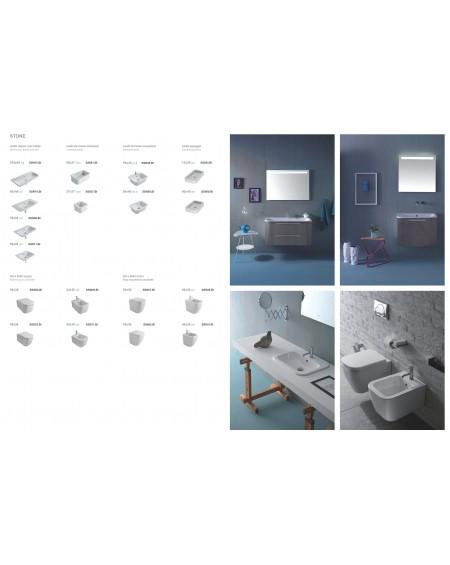 Serie Stone výrobce Globo CERASLIDE® maxiclean antibak.