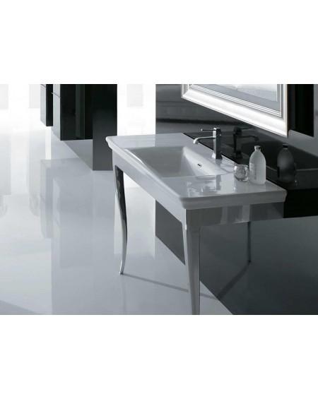 Umyvadla serie Relais Struttura výrobce Globo materiál porcelán CERASLIDE® maxiclean antibak.