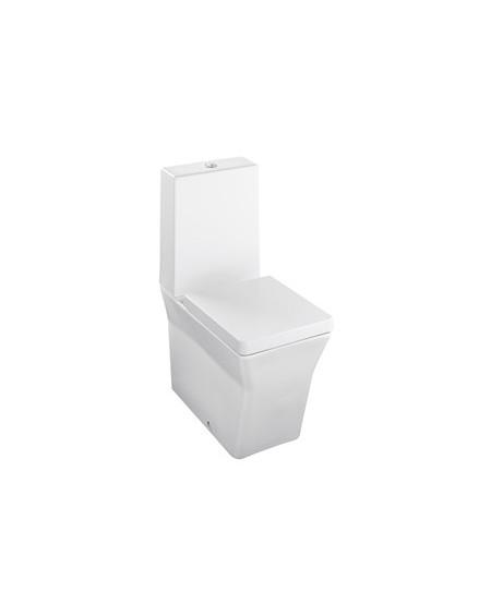 Stojící wc toaleta kombi Reve 56cm s poklopem softclose výrobce Kohler