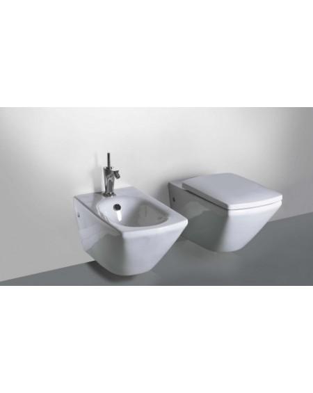 Závěsná wc toaleta Escale 60cm sedátko slow-close závěsný bidet výrobce Kohler 19045W
