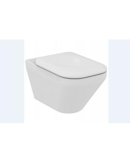 Závěsná toaleta Tonic ll 57cm aquablade® včetně sedátka softclose výrobce Ideal Standard