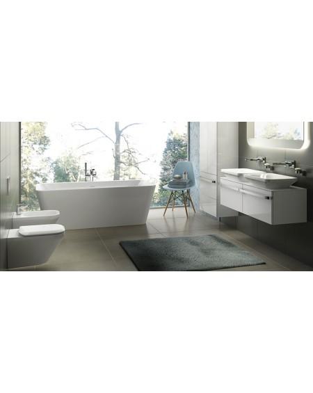 Sanitární závěsný set Tonic ll 57cm výrobce Ideal Standard toaleta Aquablade Technology