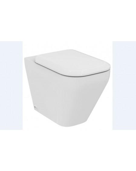 Stojící toaleta Tonic ll 57cm aquablade® včetně sedátka softclose výrobce Ideal Standard