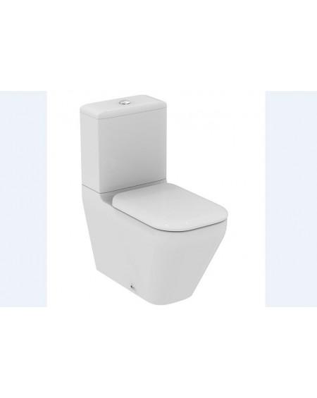 Stojící toaleta kombi Tonic ll 64cm aquablade® včetně sedátka softclose výrobce Ideal Standard