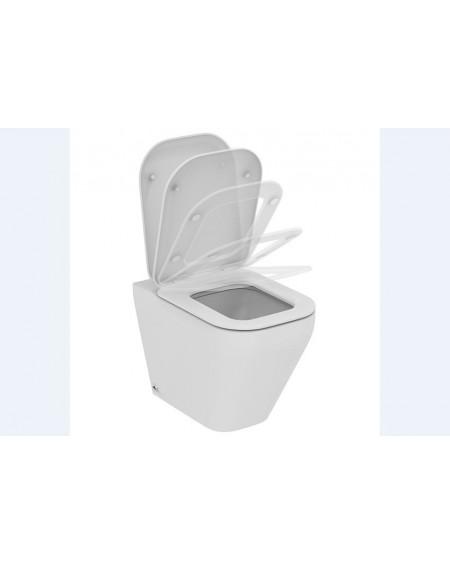Stojící toaleta kombi Tonic ll 57cm aquablade® včetně sedátka softclose výrobce Ideal Standard sedátko softclose
