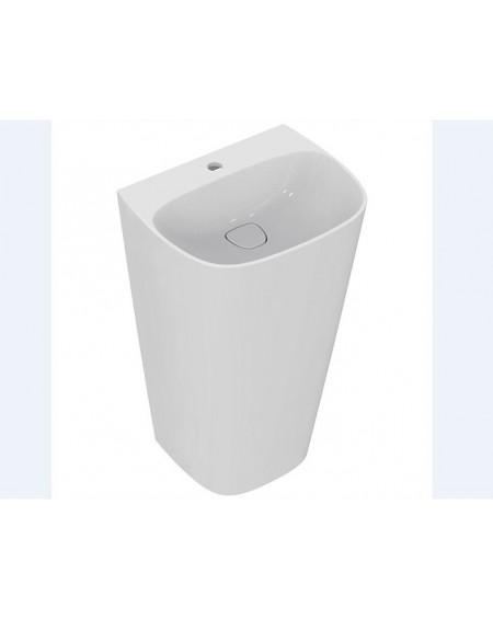 Umyvadlo samostatně stojící pro baterii Dea 52,5x43cm výška 87cm porcelán výrobce Ideal Standard