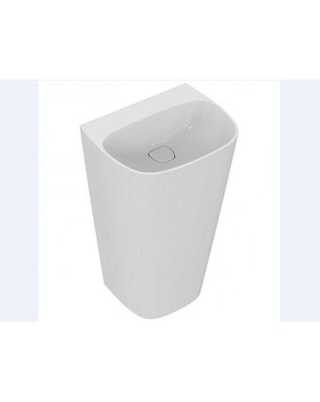 Umyvadlo samostatně stojící pro baterii na zeď Dea 52,5x43,cm výška 87cm porcelán výrobce Ideal Standard