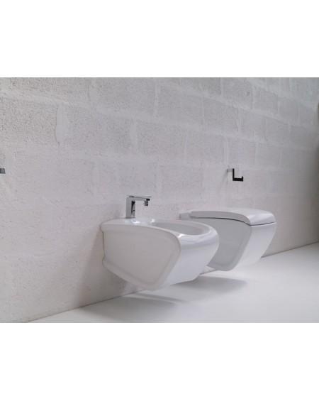 Závěsný bidet white Hi-line 54,5cm výrobce Hidra
