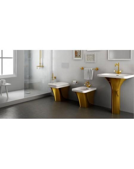Sanitární set gold Flat výrobce Hidra