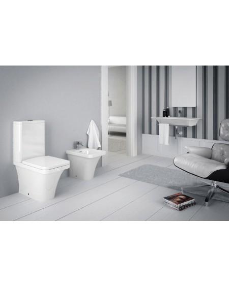 Sanitární set stojící kombi wc toaleta white Flat 67cm výrobce Hidra
