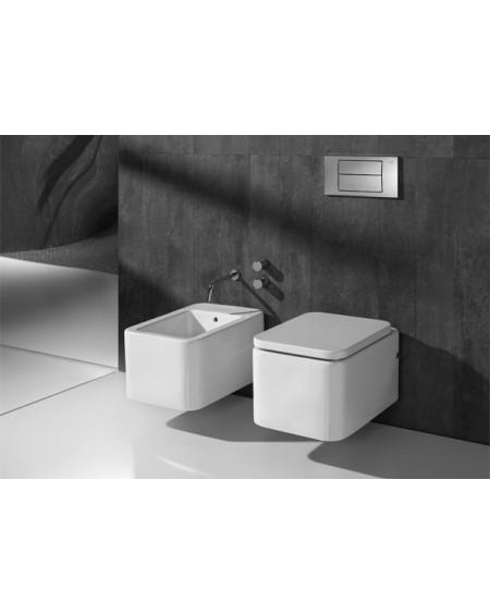 Sanitární závěsný wc set Element 55cm hluboké splachování sedátko Softclose výrobce Roca (wc toaleta )
