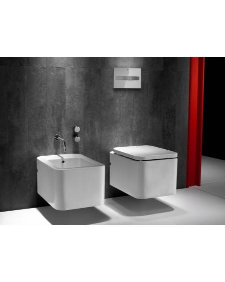 Sanitární závěsný wc set Element 55cm hluboké splachování sedátko Softclose výrobce Roca