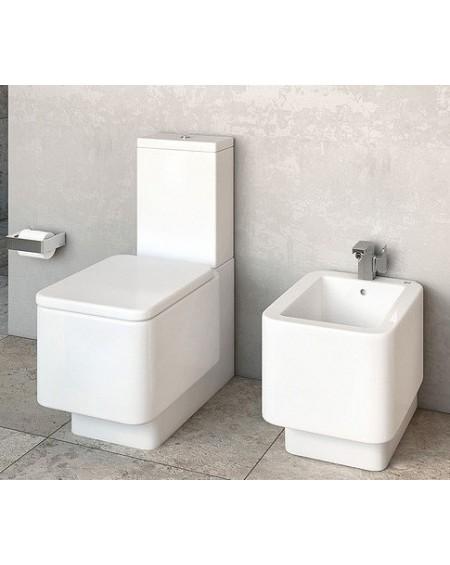 Sanitární wc set stojící bidet Element 55cm výrobce Roca