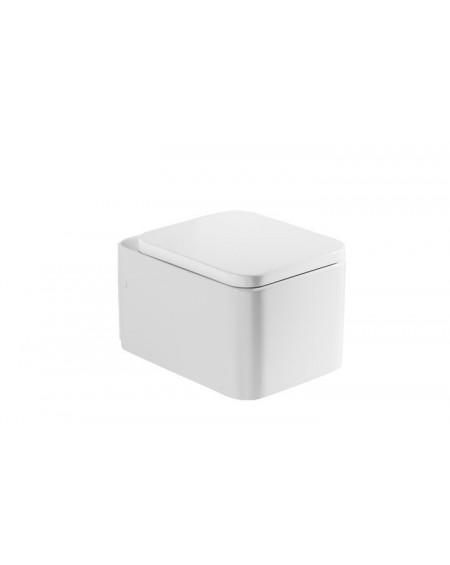 Závěsná wc toaleta Element M 55cm sedátko Softclose výrobce Roca povrch maxiclean