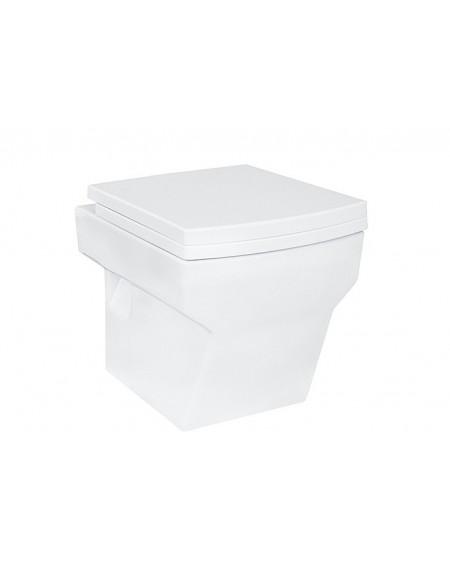 Závěsná wc toalera hallpur Lavita 53cm včetně sedátka softclose výrobce China komplete